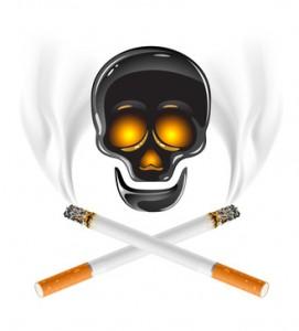 Никотинови лепенки за отказване на цигарите