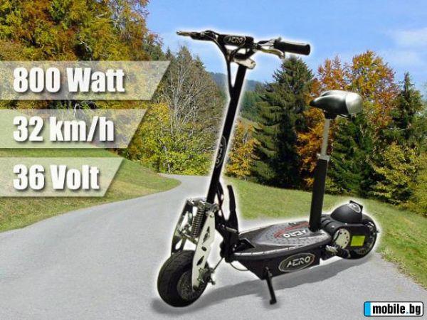 Електрически скутер  мини модел 2011