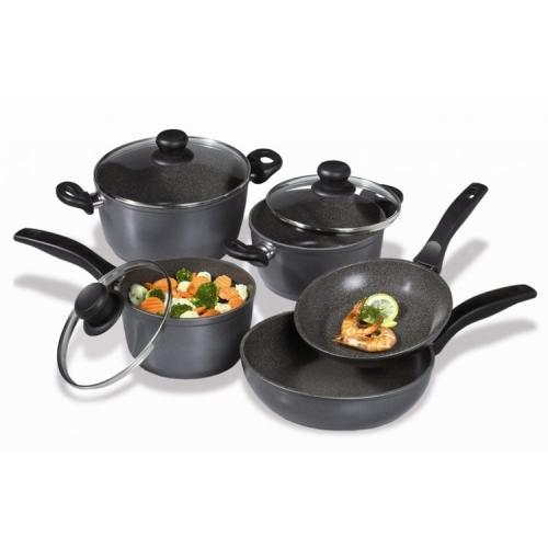 STONELINE Комплект кухненски съдове за готвене от 8 части