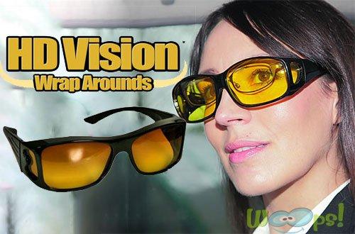 2 брочила за нощно и дневно шофиране HD Vision