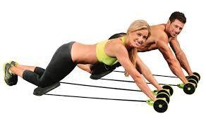Мулти Флекс Про - фитнес уред с ластици и колела