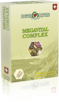 Megavital Complex - 7 гъби + 3 антиоксиданта !