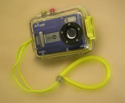 Дигитален фотоапарат за подводни снимки Ferrania SOLARIS