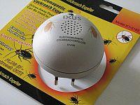 Електромагнитен уред против хлебарки, мухи и насекоми